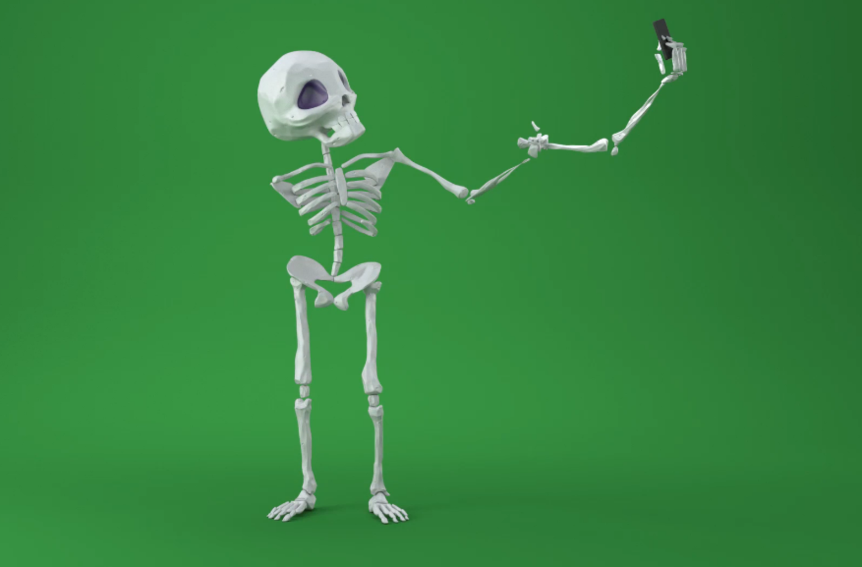 (Italiano) skeleton