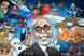 Hayao Miyazaki's universe in CGI tribute
