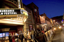 2014 Sundance Film Festival - Atmosphere Day 1