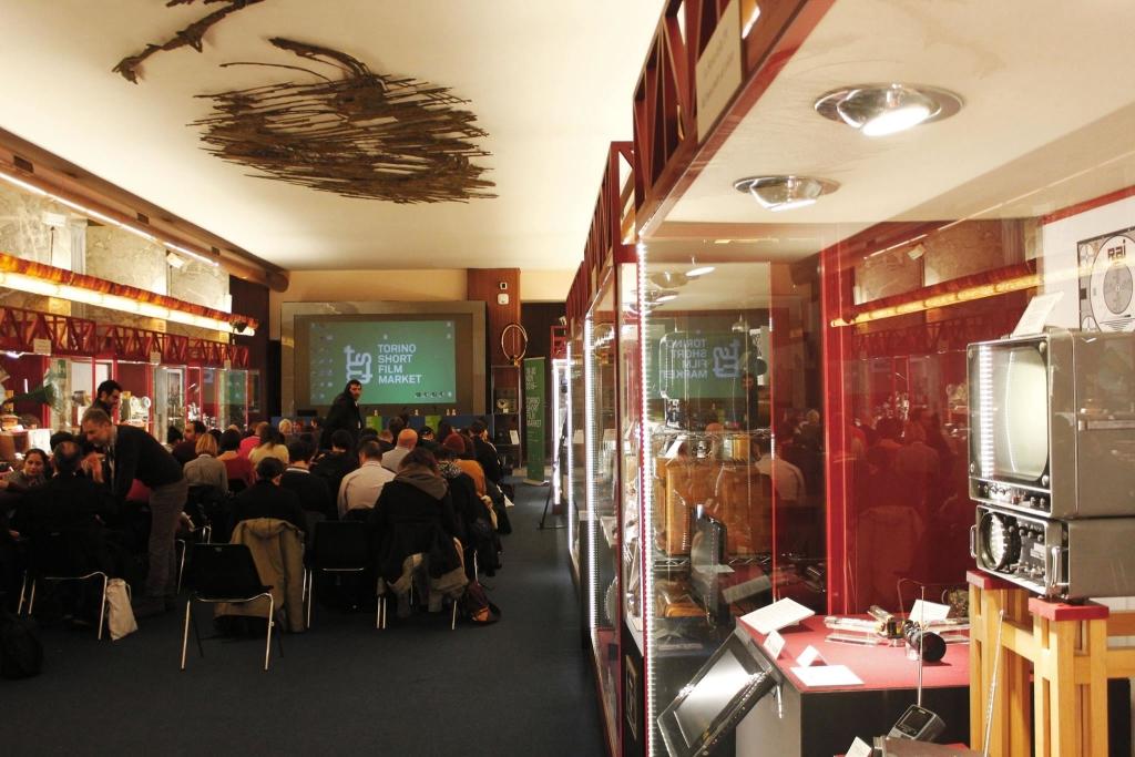 Un'immagine del Torino Short Film Market 2016